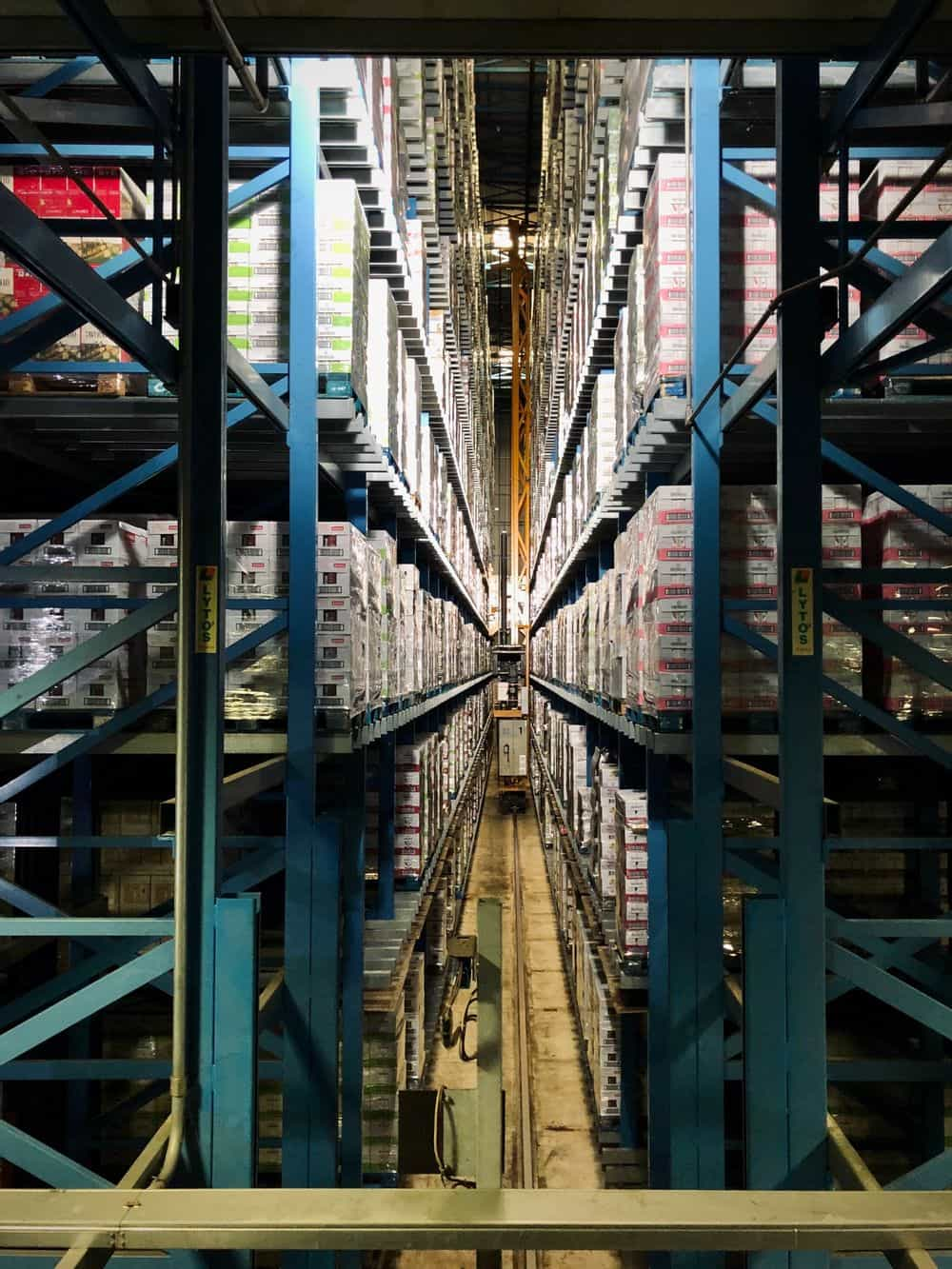 Reduced equipment failures upon delivery to customers
